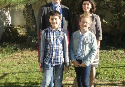 Familie Rieder