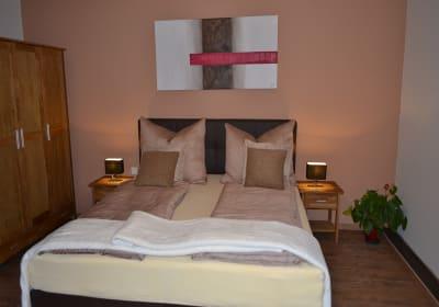 Zimmer Zweigelt - Schlafzimmer