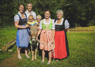 Ötscherblick Familie Winter - (© Agentur CM-Creative)