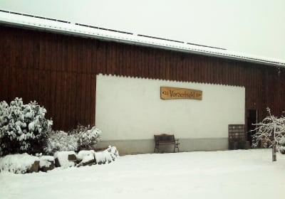 Vorderbichl - Schnee juhee!!!
