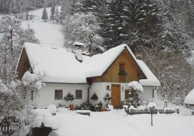 Winter im Ferienhaus