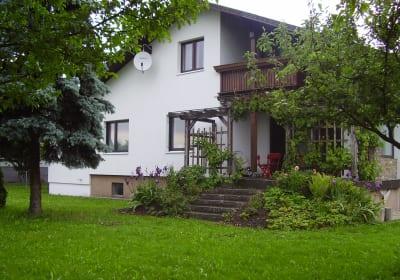 Haus Anna holiday apartment garden
