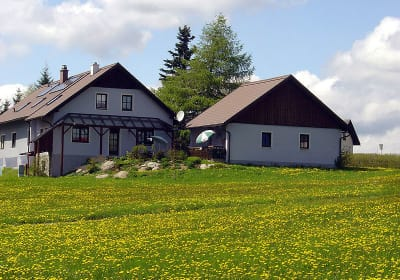 Haus-Linda Ostseite