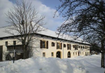 Götschhof im Winter