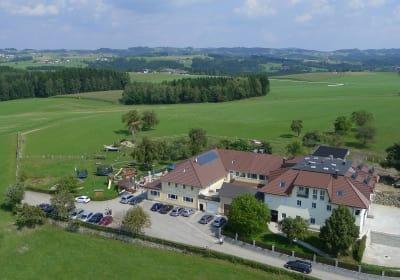... am Kloa Winklerhof in St. Ulrich!