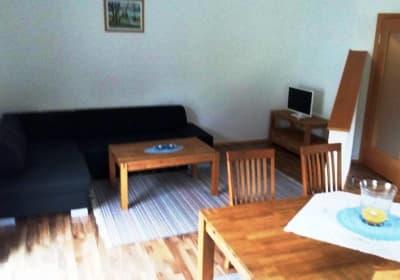 """Ferienwohnung """"Unterach"""" - Wohnzimmer"""