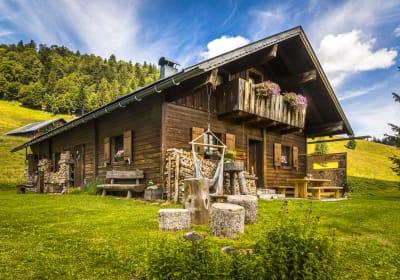 Oberhöferhütte