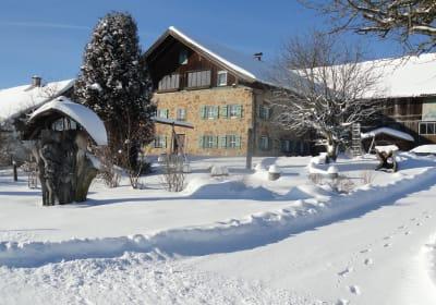 Aicherbauer im Winter