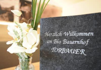 Bio - Bauernhof TORBAUER