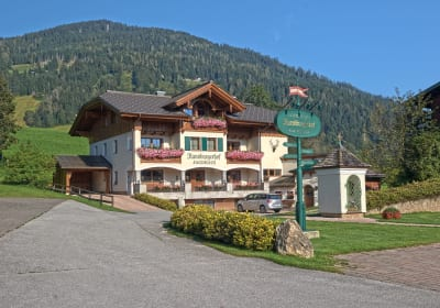 Ransburgerhof -Jagdhaus