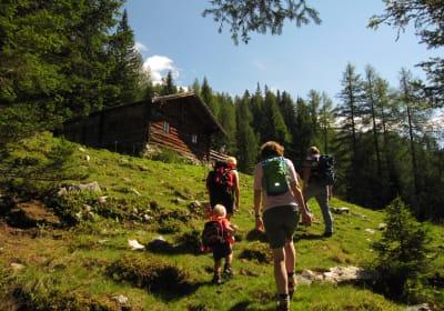 Ampferkaralm-Hütte