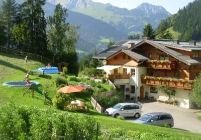 Summer at Wandlehenhof