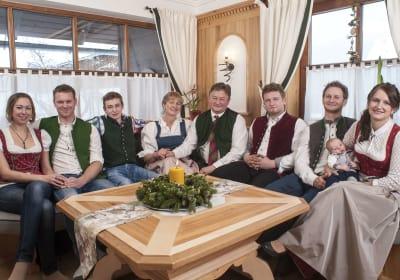 Familie Mayrhofer
