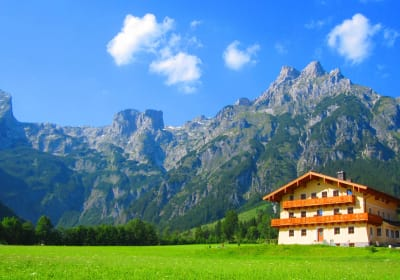 OBERLEHENGUT- Your holiday farm in the Salzburger Land; Fantastic quiet location