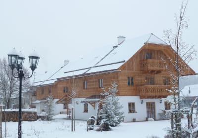 Haus 1 Winter