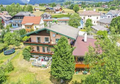 Landhaus Santner Vogelperspektive
