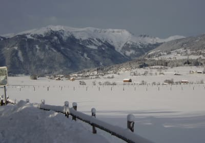 Ein Winter wie im Bilderbuch