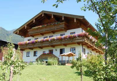 Außenansicht Großberghof