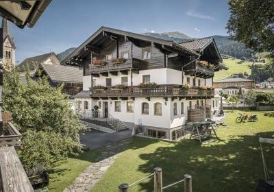 Kinderbauernhof Scharrerhof - Ferienhaus