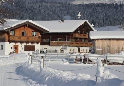 Jagglbauer im Winter