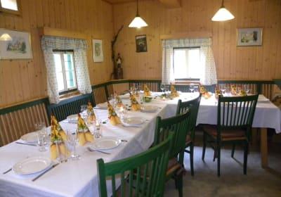 Gästehaus Lisa - Buschenschank Eckfastl