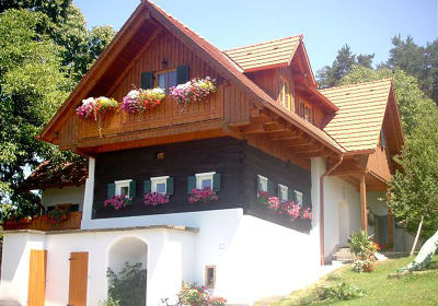 Ferienhaus mit gemüdlichen Wohnungen