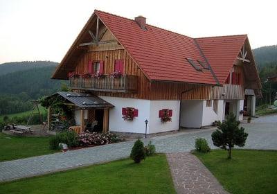 Bio-Bauernhof Almbauer