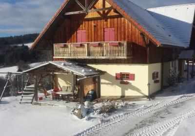 Ferienwohnung Winter