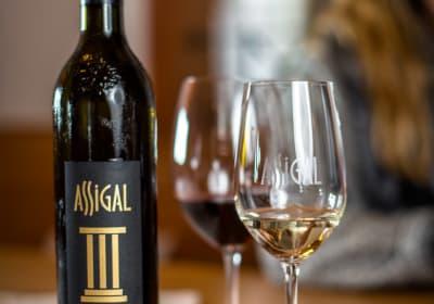 Genießen Sie unseren Qualitätswein