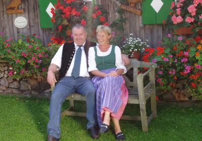 Die Bauersleute Trude & Hans