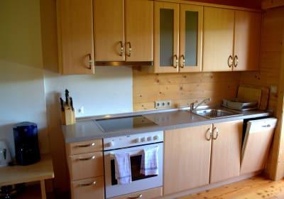 Küche Lärchenhütte