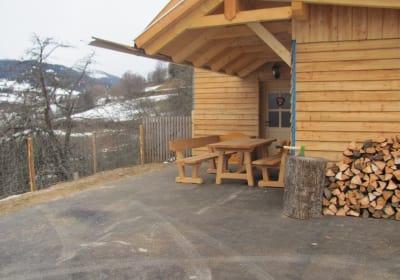Ferienhütte