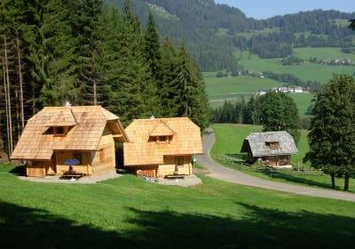 Podolerhof - Hüttenurlaub
