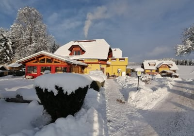 Wintertraum Winterurlaub