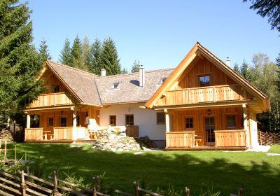 Holzmeister chalets Teichalm-Sommeralm