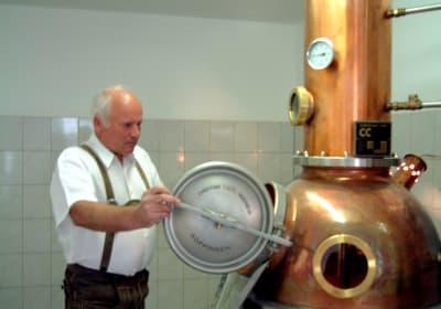 Schnapps kettle