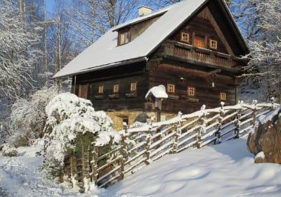 Unser idyllisches Ferienhaus
