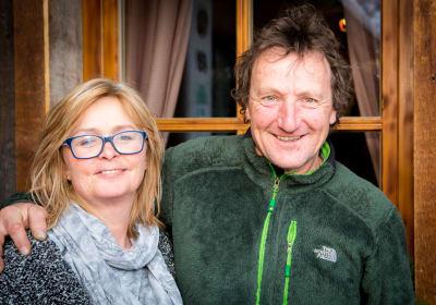 Gisela und Alfred Eiter