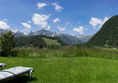 grenzenloser Panoramablick
