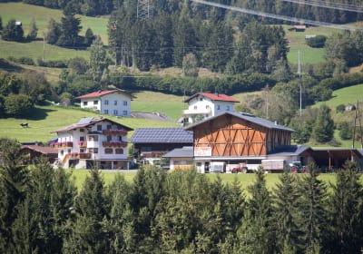 Tobadillerhof Kinderbauernhof Pitztal Tirol