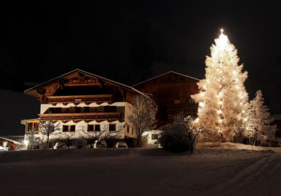 Christmas at Pension Ladestatthof