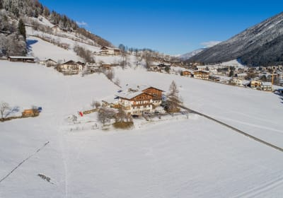 Ladestatthof im Winter