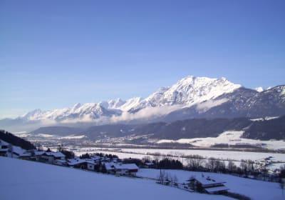 Aussicht Karwendelblick