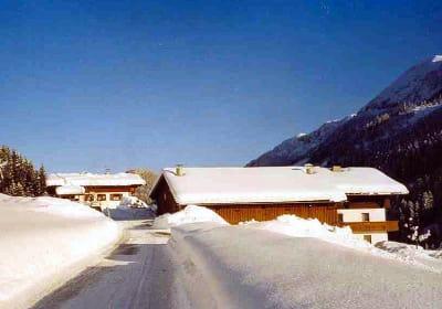 Hinterreith-Hof Winter