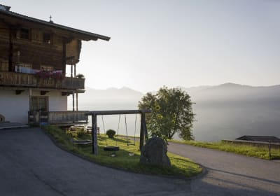 Biobauernhof Fleckl, Brixental, Tirol