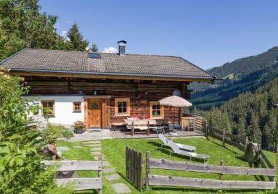 Chalet Ursteinhütte Brixental Tirol