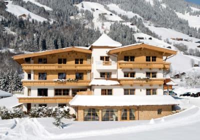 Winteransicht Haflingerhof