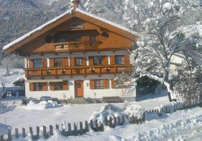 Winter in Langkampfen