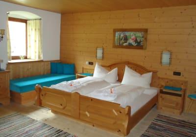 Gemütliches Doppelzimmer