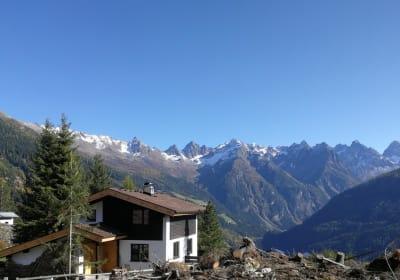 Bergchalet Kaunergrat